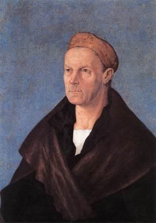 Jacob Fugger, Durer (1518)