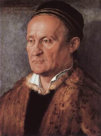 Jakob Muffel, Durer (1526)