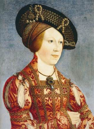 Queen Anne of Hungary, Maler (15