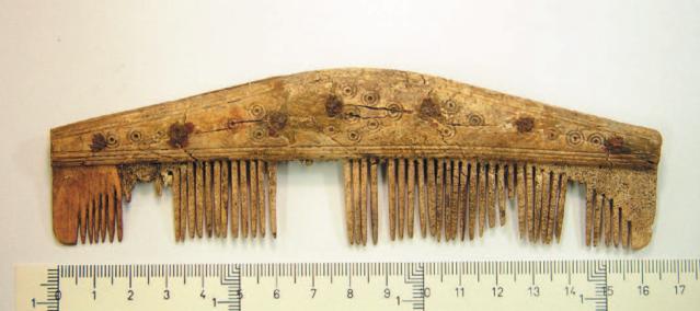 Comb extant 1